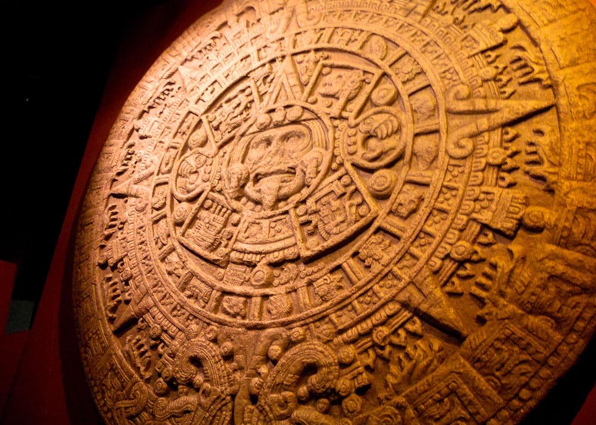 Exponat aztec