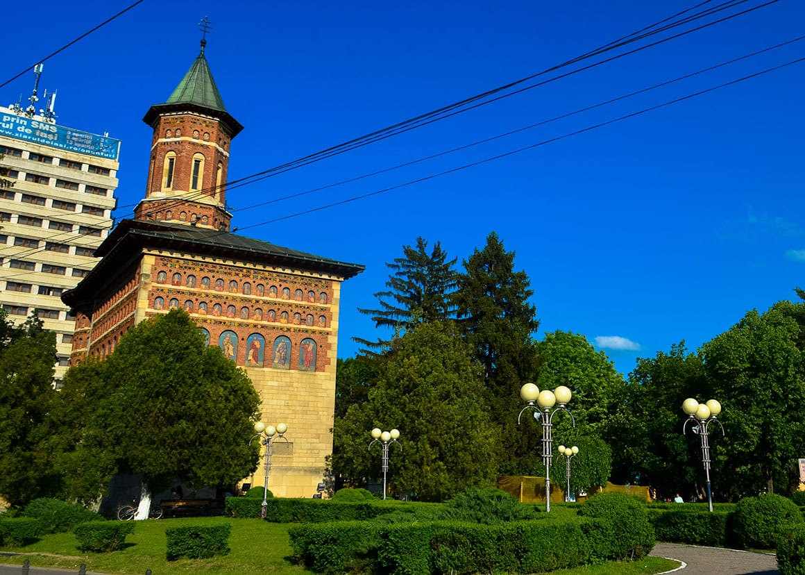 Princely Saint Nicholas Church.