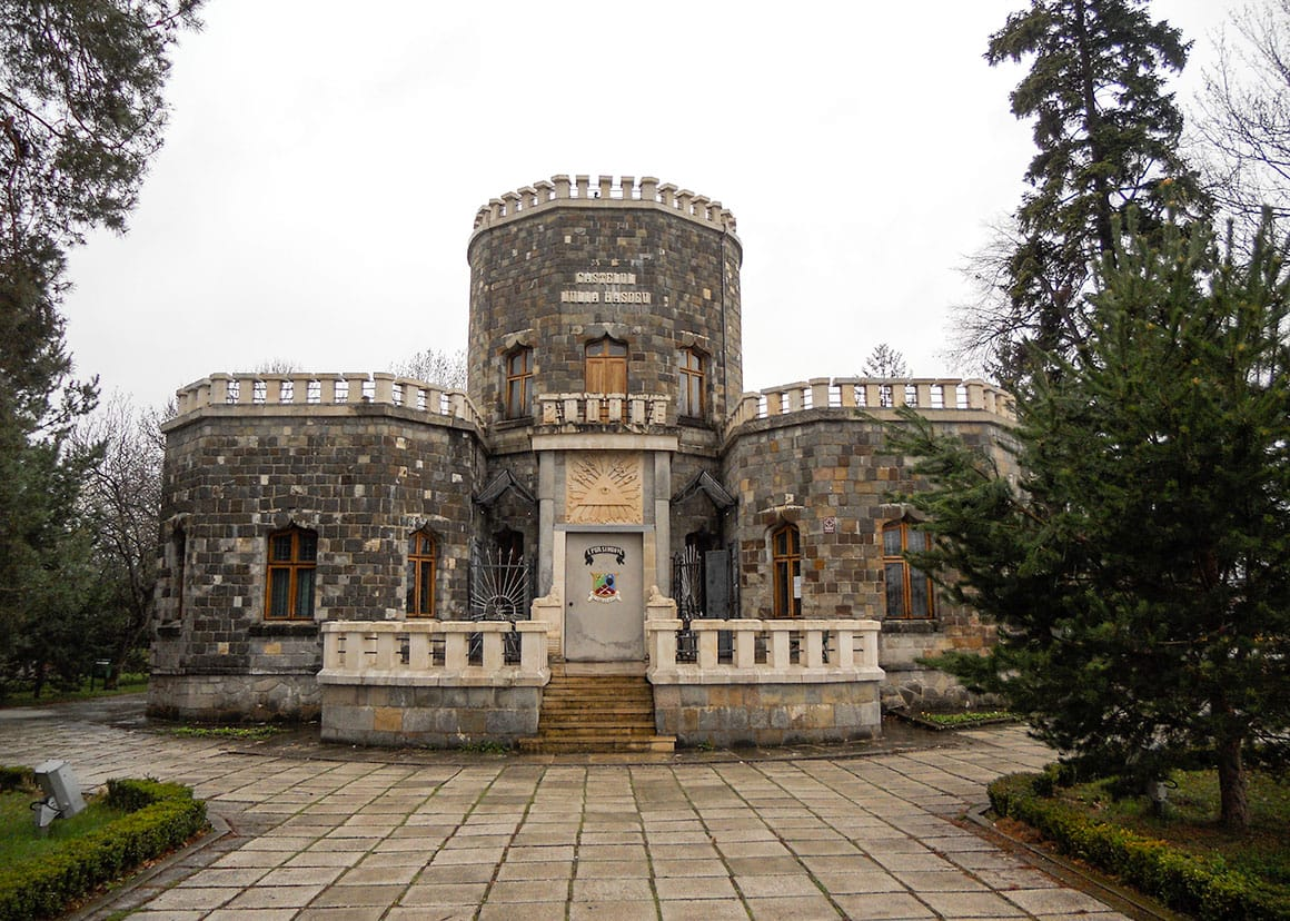 The Iulia Hasdeu Castle