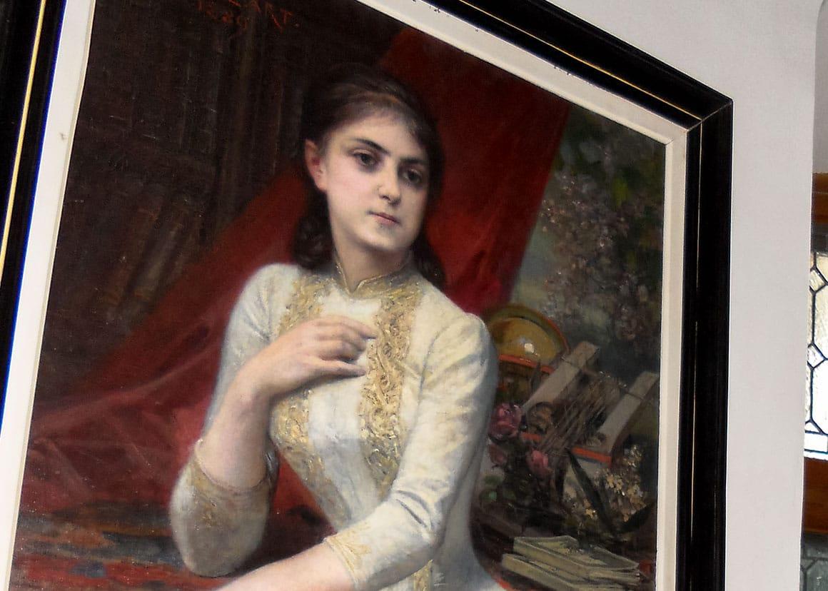 Portretul Iuliei