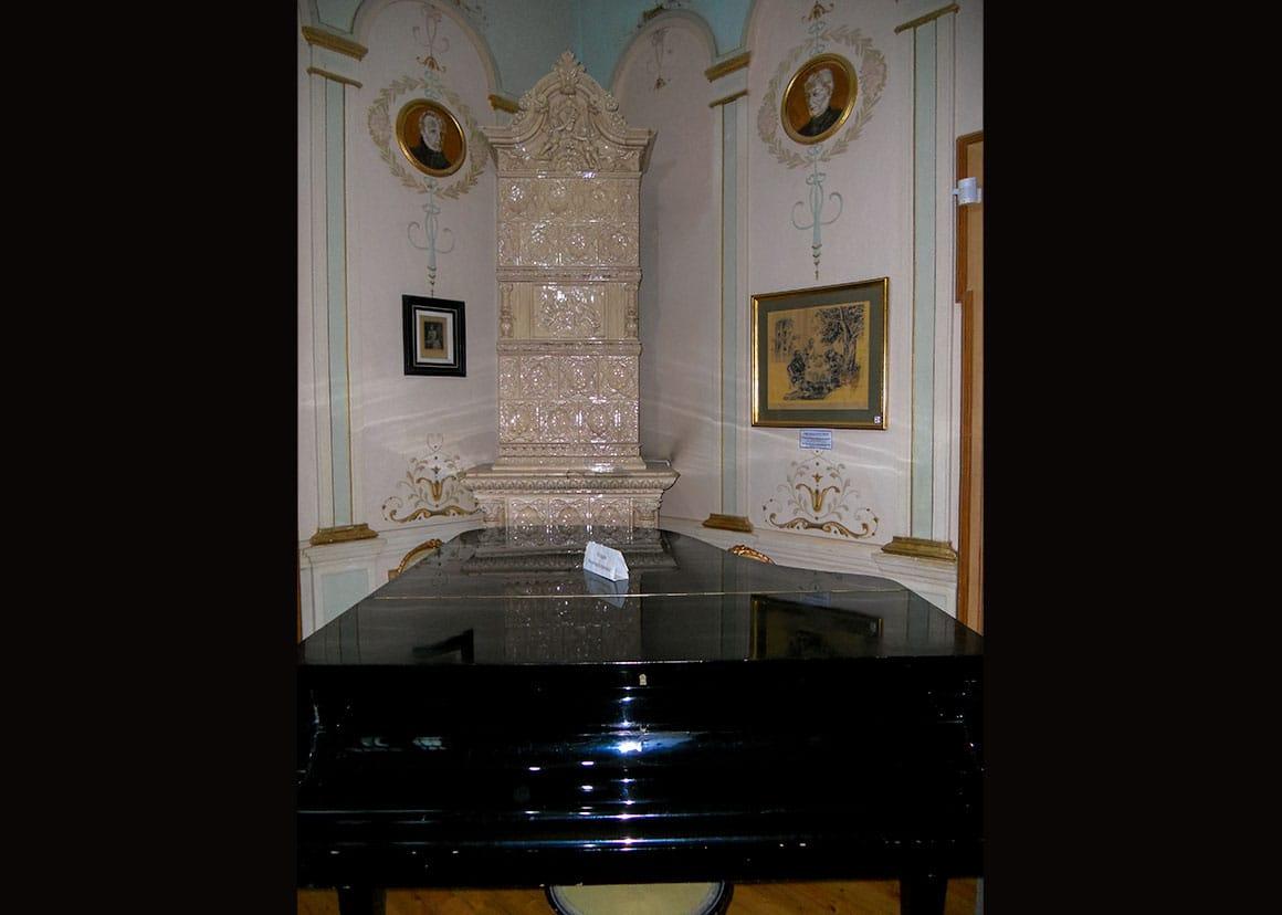 Iulia's piano