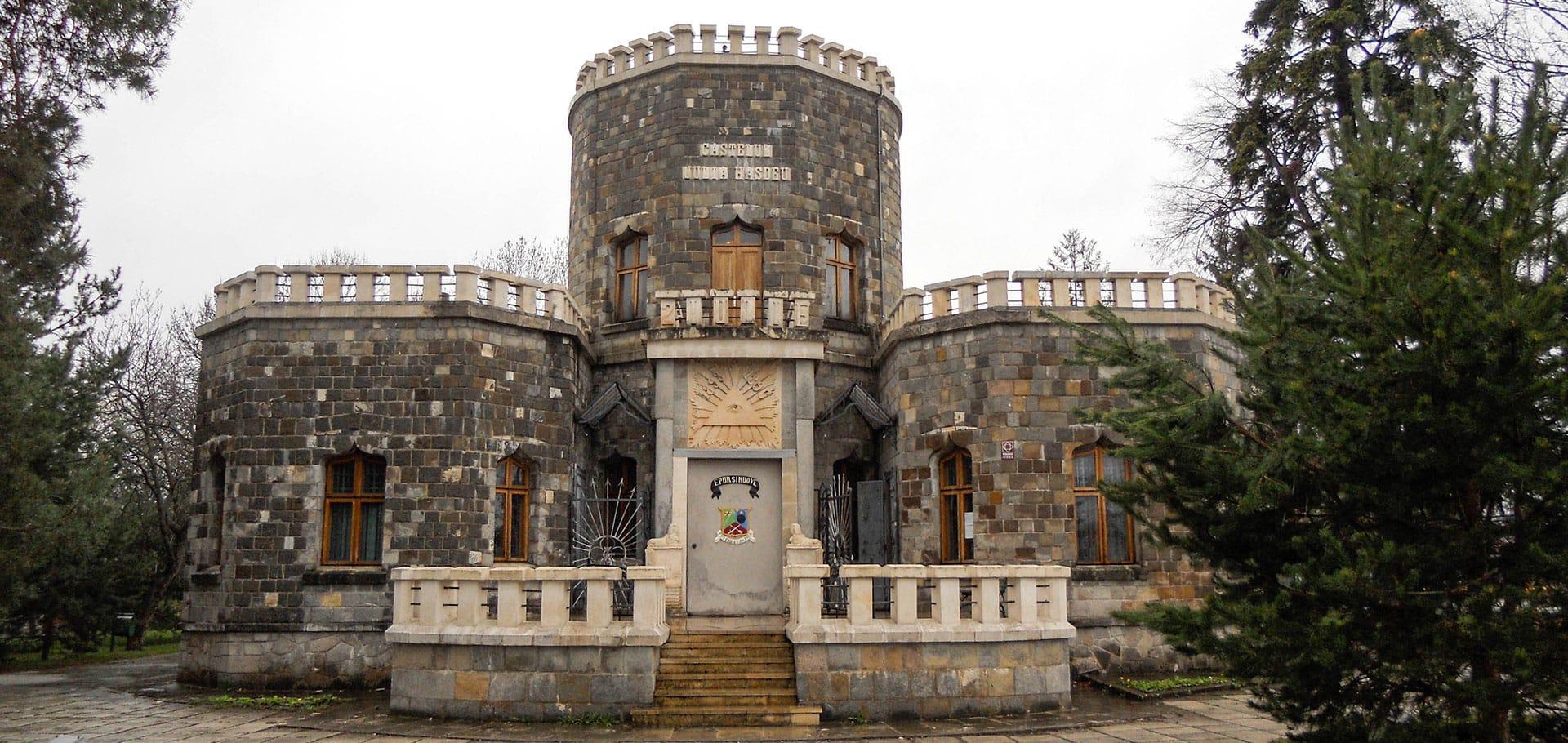 Iulia Hașdeu Castle