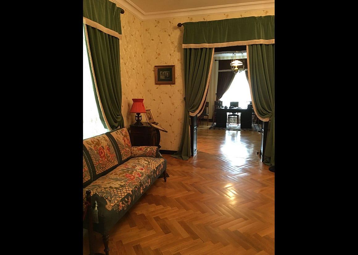 Petru Poni museum