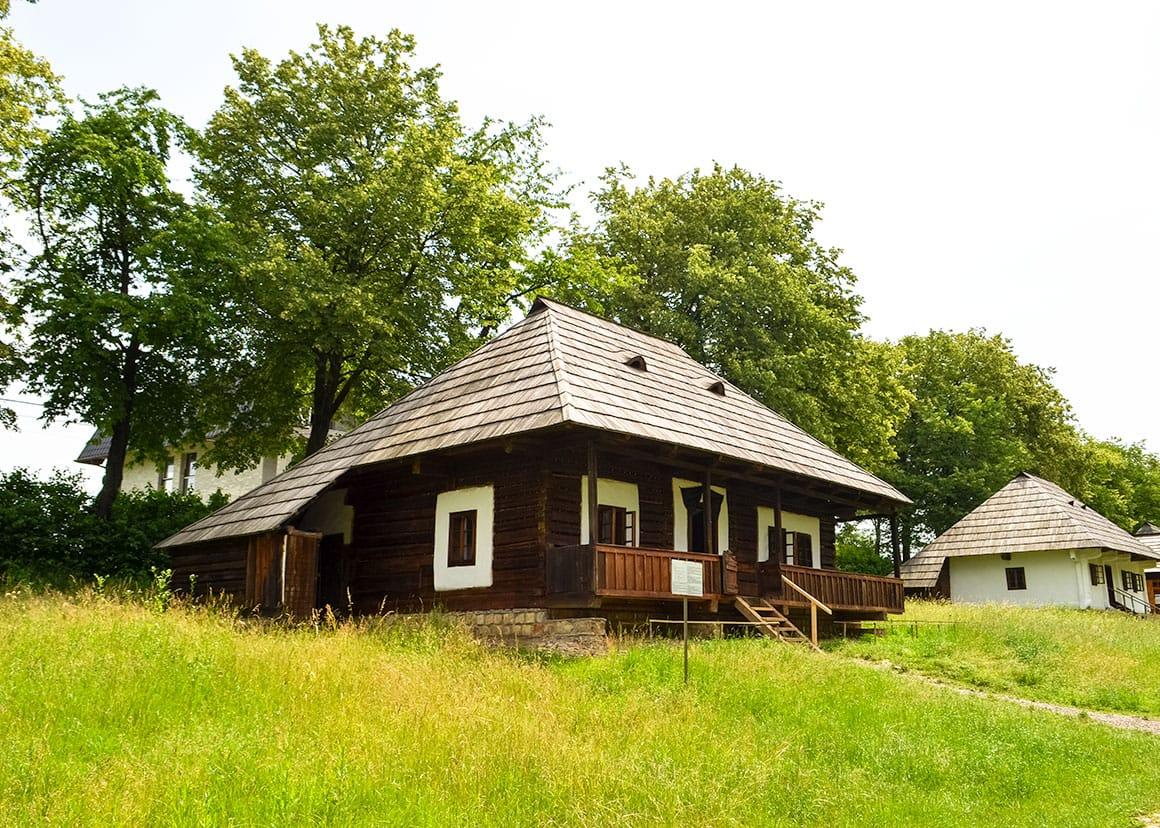 Cacica house