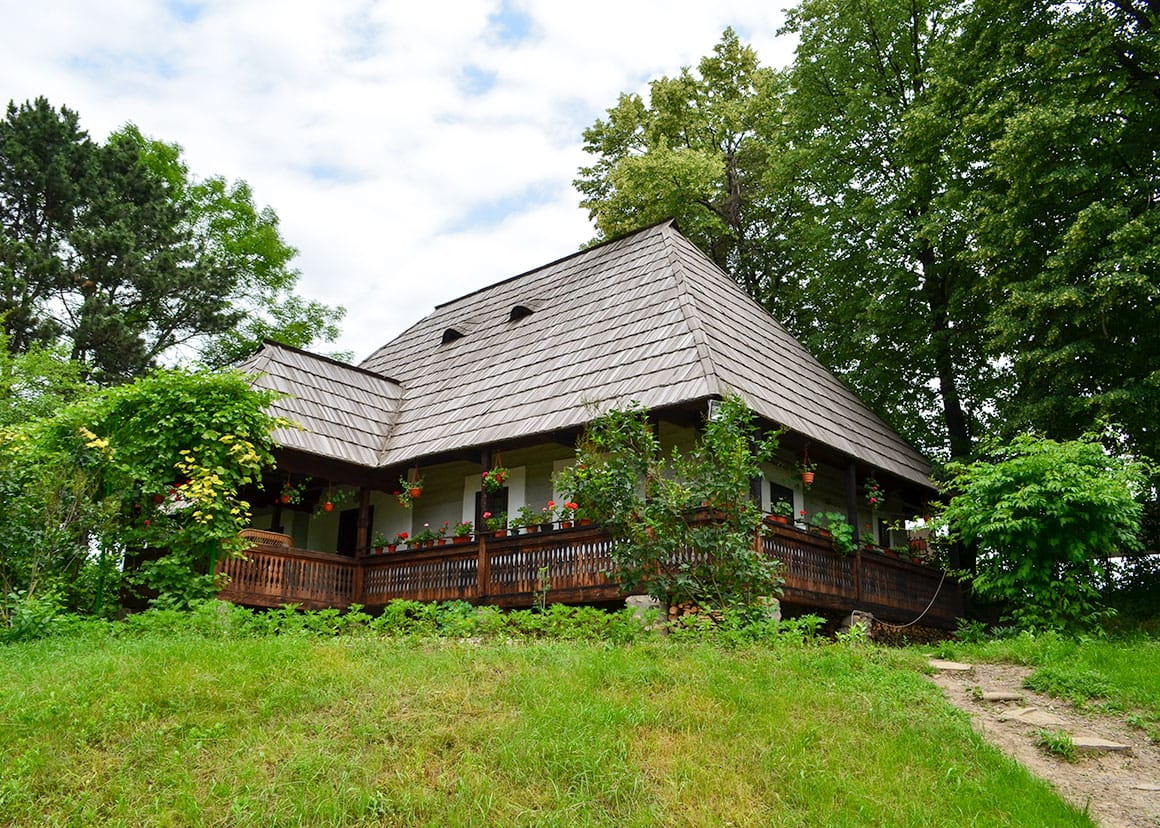 Rosu house
