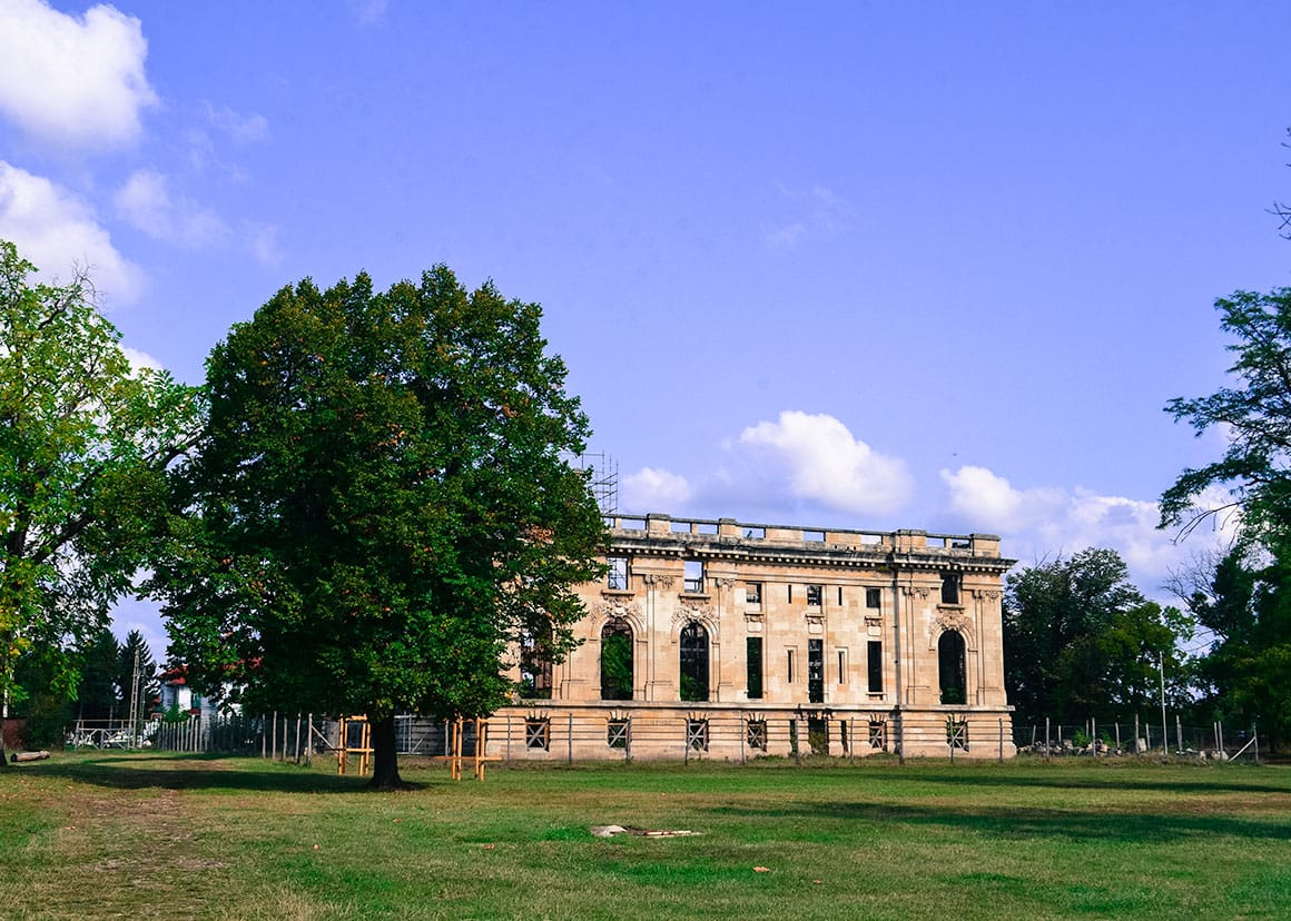 Floresti Castel