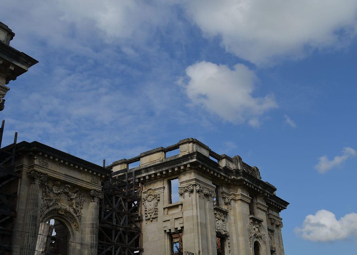 Castelul de la Florești