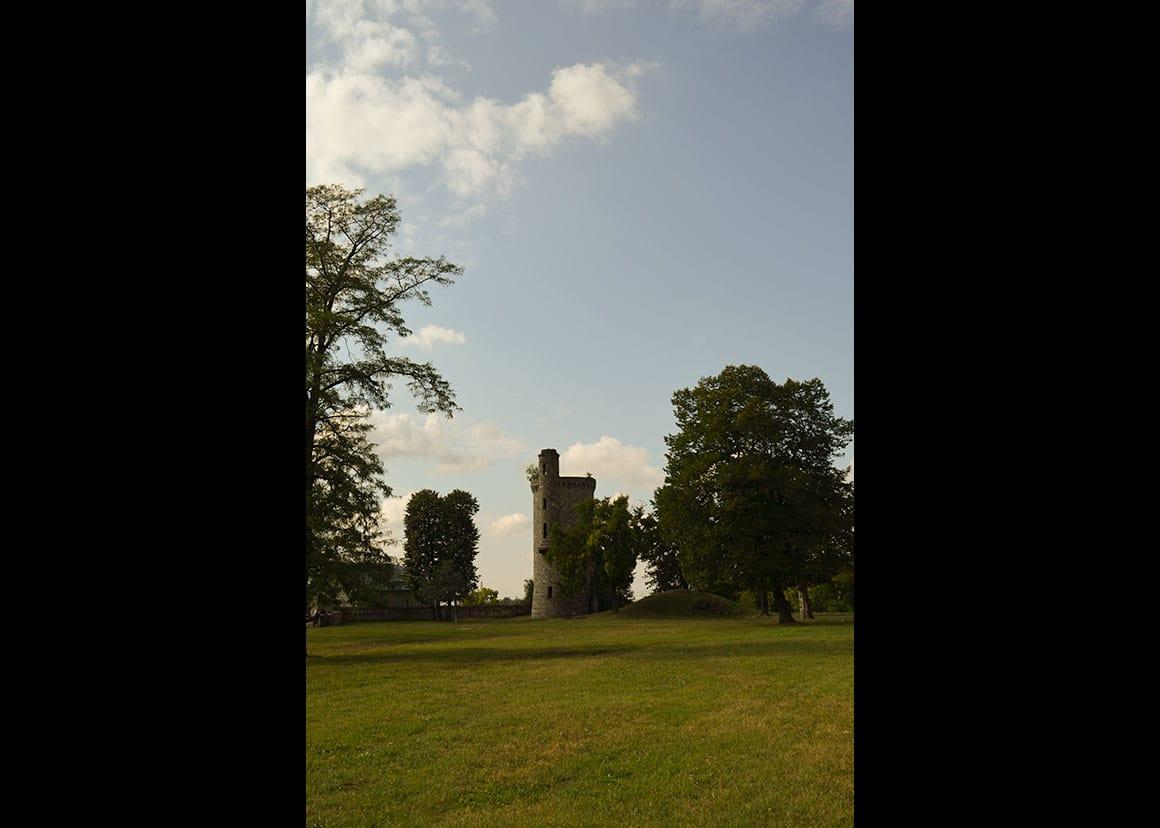 Parcul castelului