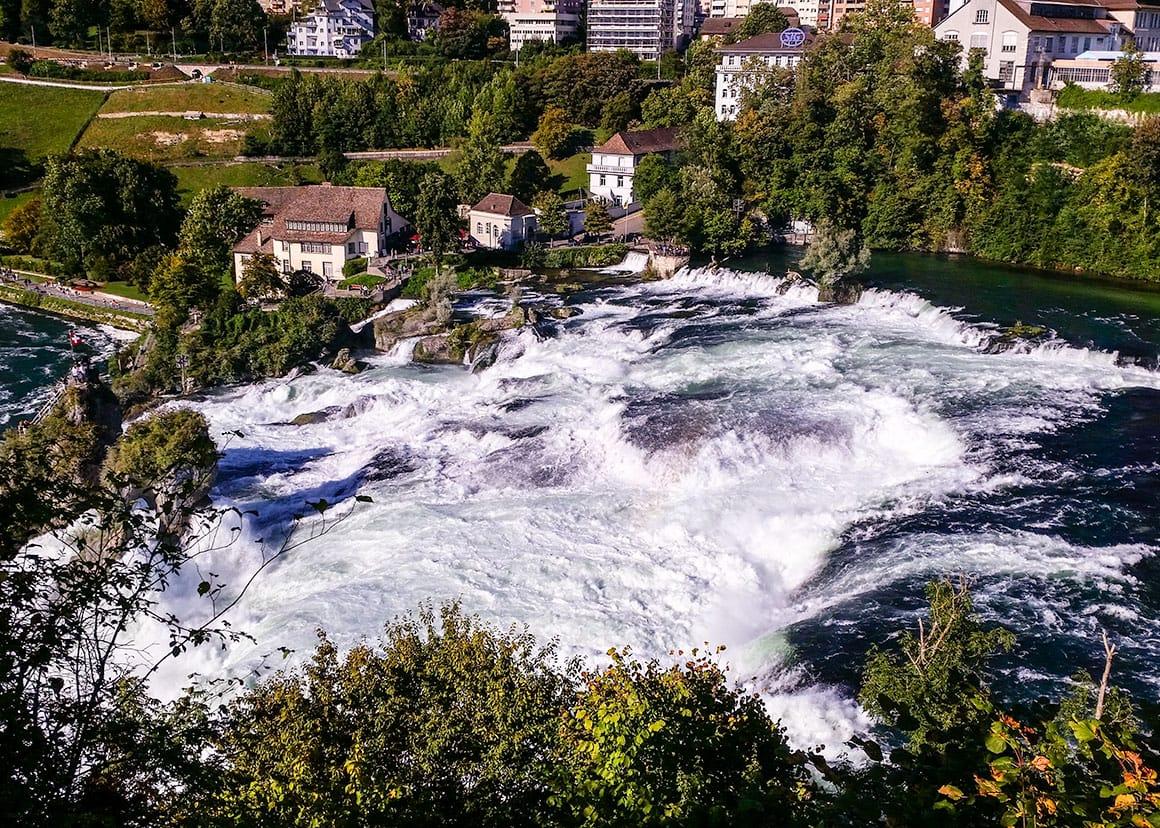 Cascadele Rinului