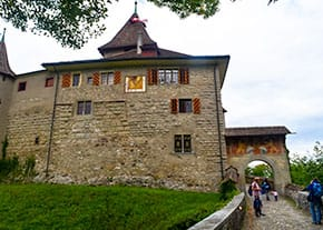 Kyburg Castle